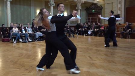 2019 THE CAMP 德国国标舞讲习第一天集锦 Day 1