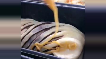 美食:豆沙吐司面包教程详细,手残党也能轻松学会