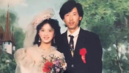 88年128元的婚纱照,我想知道我妈是怎么看上我爸的