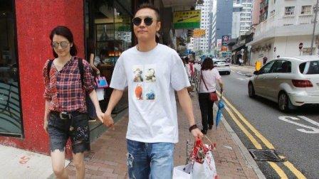 八卦:张丹峰洪欣牵手逛街 送老婆百万豪车