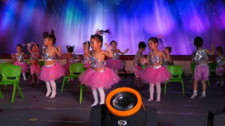 幼儿舞蹈《梦想的列车》