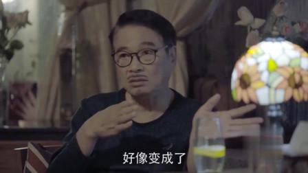 主持人问吴孟达,你跟星爷这么亲密的友情,可惜吗?