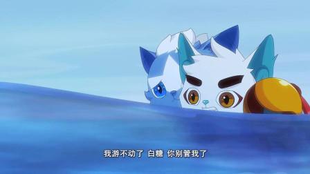 京剧猫:白糖是最不怕水,也最不怕脏