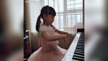 钢琴曲选自《多瑙河之波》~陈美其