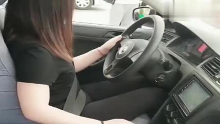 科目二考试,上车准备工作,你们模拟一圈多少钱?