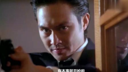 香港黑帮电影:张智霖主演《B计划》,值得一看!