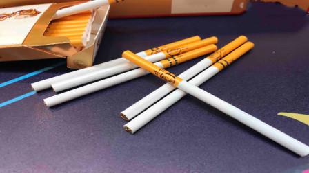 粗的烟和细的烟,它们之间到底有什么区别呢?今天算长见识了