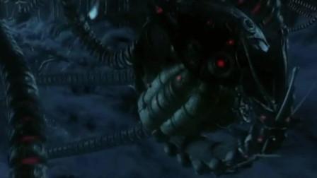 未来,机器不信任人类,还追杀人类,人民被迫在地下反抗