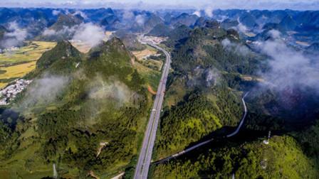 """中国公路意外走红,英国称其为""""通往天堂的路""""""""全球最美的路"""""""
