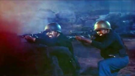 冷门二战经典电影,美军偷袭德军港口基地,遭到德军全线反击