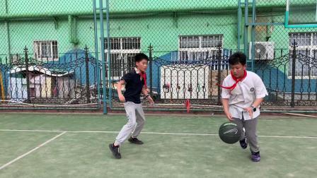 2019-5-24小小篮球比赛