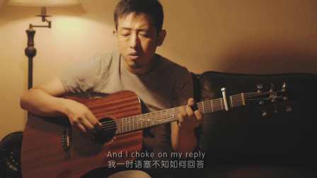 10首吉他必弹英文歌曲之一《sometimes when we touch》王坚吉他弹唱