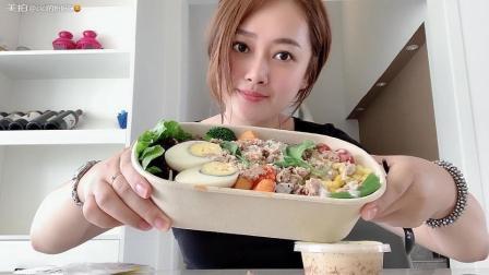 金枪鱼沙拉 生活就是柴米油盐酱醋茶, 不止营养要均衡