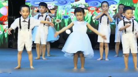 幼儿园六一儿童节晚会舞蹈《梦想列车》