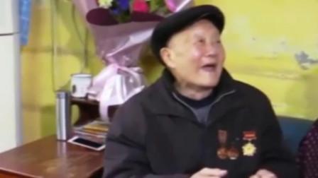 """信息采集""""采""""出战斗英雄 95岁英雄老兵深藏功名"""