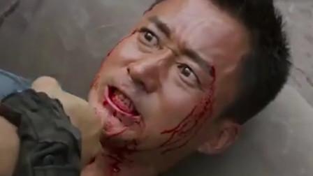 战狼2:反派永远死于话多,占据上风还瞎比比,活该被主角绝地反杀