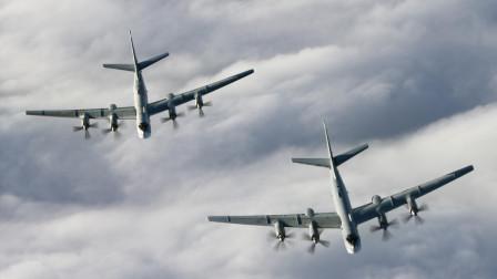 非常时期!俄轰炸机强闯北美空识别区,数架F22战机紧急升空