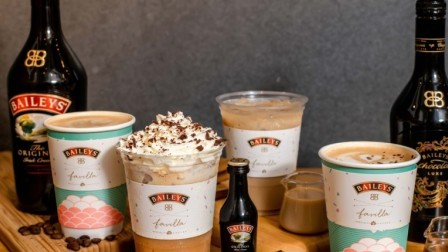 BAILEYS x All About Coffee Mart限定市集 啡迷必到