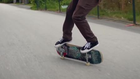 随心随性的滑板Andy Anderson a Short Skate Film