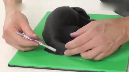 蛋糕种类如此繁多,恐龙造型的蛋糕,你吃过吗?