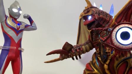 X-PLUS 银河奥特曼S 超合体!五帝兽