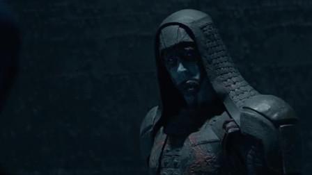 银河护卫队:到底是谁给了罗南勇气,居然这么和灭霸说话?