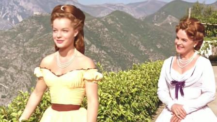茜茜公主心情大好!这身打扮好迷人,不愧是陛下的女人!