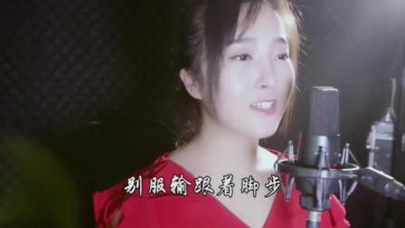 花姐新歌《狂浪》翻唱得真好听,有一种听了会心动的感觉!