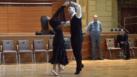 2019 THE CAMP(3)德国标准舞讲习 Angelo Madonia