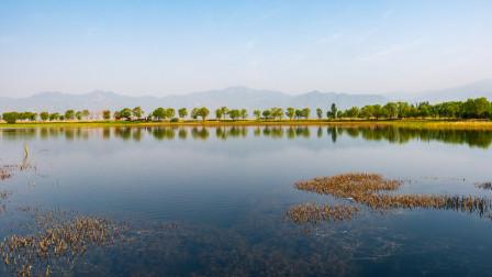 延庆野鸭湖湿地公园