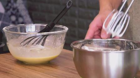 纸杯蛋糕做法小技巧, 详细配方教给你, 不回缩不塌陷, 柔软香甜