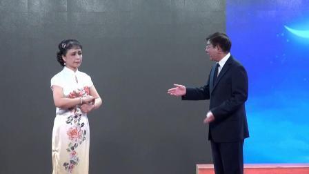 12.沪剧选段《花园会》演唱 谈建英 金传德 2019.5.24