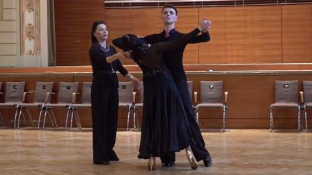 2019 THE CAMP(4)德国标准舞讲习 Claudia Köhler