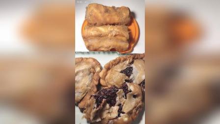 麻薯肉松面包糯米包小桃酥