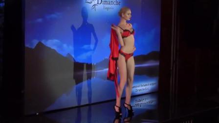 俄罗斯时装周性感内衣秀,成熟时尚,也就这样!