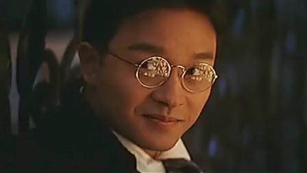 夜半歌声:张国荣的这段吻戏令人动情了,吴倩莲要被他吞掉