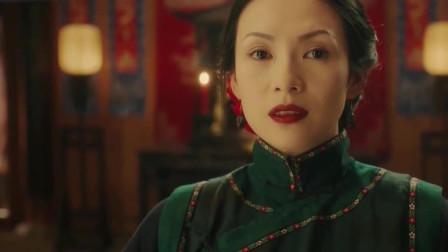 章子怡演名妓,美到不敢眨眼睛,连呼吸都是演技!