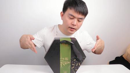 """试吃谢霆锋创立品牌""""锋味粽"""",一个能卖到30多的粽子真的好吃吗"""