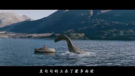 尼斯湖水怪到底是不是史前的恐龙, 看完终于明白了! 奇幻惊悚片《尼斯湖怪》