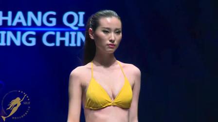 国内品牌内衣秀 时尚T台模特展