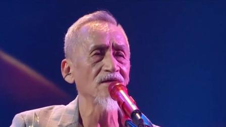 75岁《一剪梅》原作者亲自演唱,唱出了岁月,网友:莫名的心酸