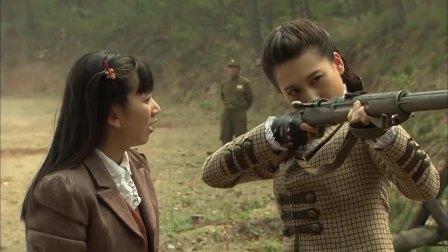首长女儿不信小伙是神枪手,小伙随意露一手,大小姐立马要拜师!