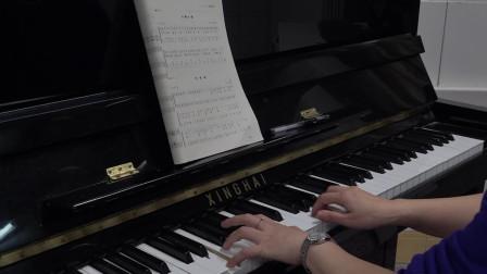 儿童歌曲弹唱F大调视频教学