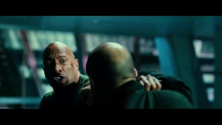 速度与激情7:杰森斯坦森和道恩强森热血开打,两人各有所长你更看好谁