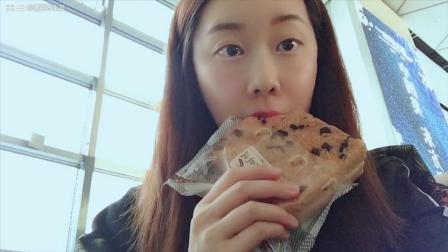 西安便利店 海苔肉松吐司