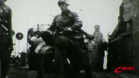 二战中的法国战争,德国路过卢森堡,一日之间灭国之灾