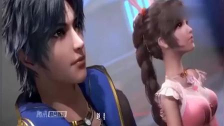 斗罗大陆:唐三为了小舞不断变强,这就是爱情的力量
