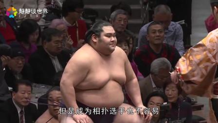 日本相扑手这么胖,为什么能娶到女明星?只因这两项能力太强!