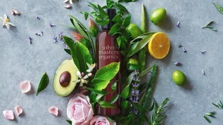有机护肤品牌john masters organics 自然配方用得健康