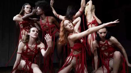 五十度灰女主再演大尺度,年度最惊艳少女群舞!